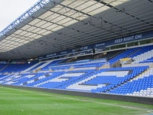 Stadium Tour at Birmingham City FC
