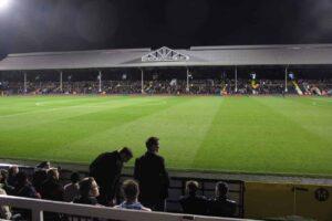 Fulham's Craven Cottage: A Proper Civilized Football Ground