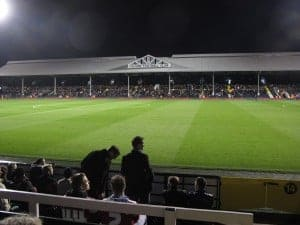Fulham's Craven Cottage: A Proper Civilized Football Ground