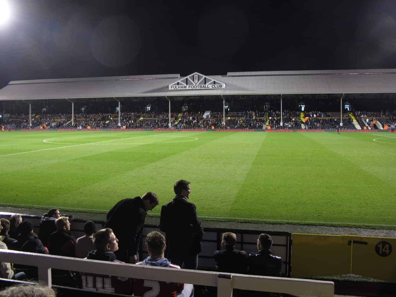 see game fulham fc london