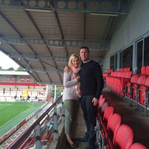 Reader Report: Dean From Canada visits Fleetwood Town