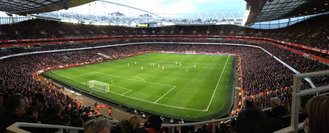 Want to Take A Soccer Trip to England? Go to London for the Holidays