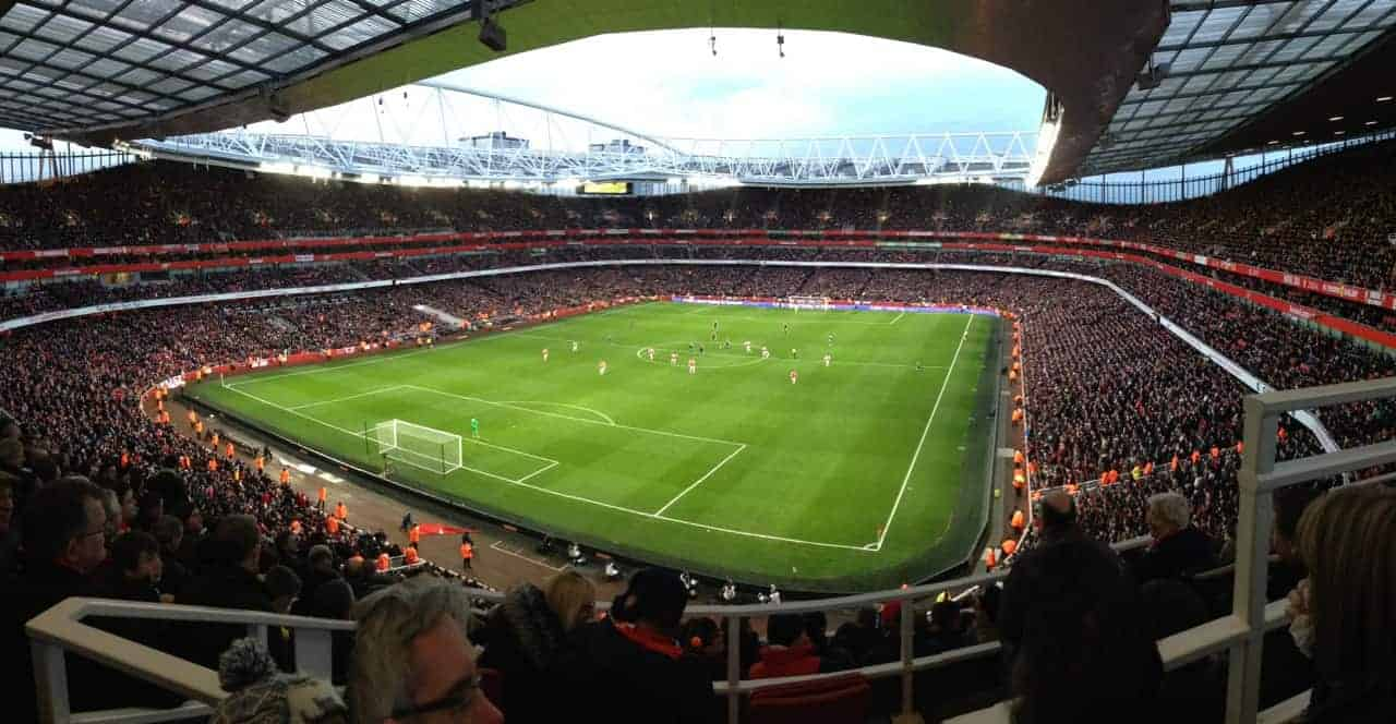 groundhopping emirates arsenal stadium