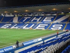 Seeing a Game at Birmingham City FC