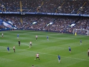 Sunderland's Big Day at Stamford Bridge