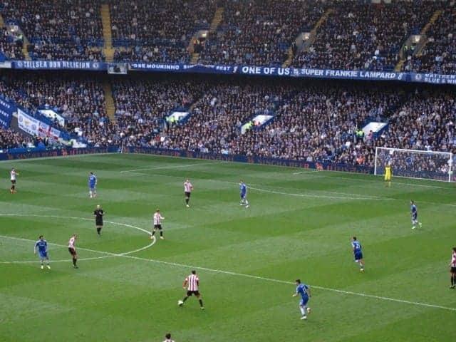 chelsea vs sunderland premier league tickets