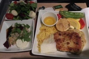 English Soccer Trip: Flying Business Class