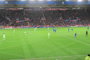 Leicester v Manchester City, December 2015