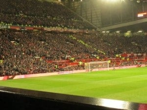 English Soccer Tour: Sunderland's Big Night at Old Trafford