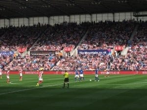 Premier League Game Day: Leicester City at Stoke