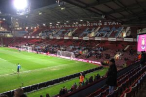A Sad, Wet, Fun Night with West Ham United at Upton Park