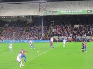 When in London, be sure to get to Selhurst Park to see Crystal Palace.