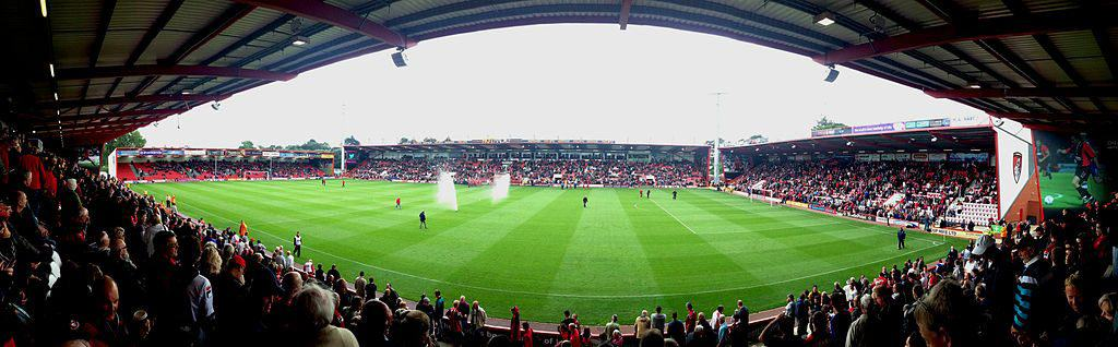 In Bournemouth, you can see Premier League football with about 11,000 other people -- because the club earned it!