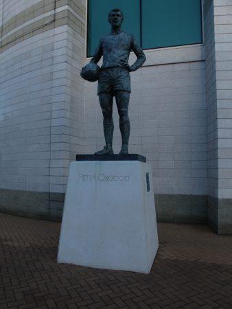 """Peter Osgood, the """"King of Stamford Bridge."""""""
