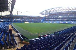 Tour of Stamford Bridge, Chelsea FC in London