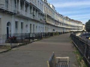 Apartment building in Bristol