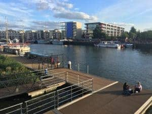 Along the River Avon in Bristol