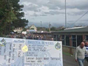 Getting to Know: Bristol Rovers FC