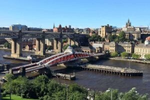 English Soccer Tour: Visiting Newcastle