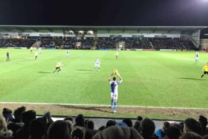 My English Soccer Tour: <BR>Seeing a Game at Burton Albion FC