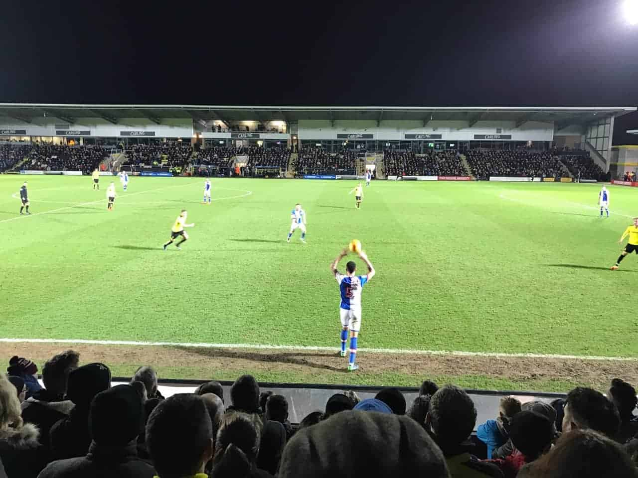 See a game at Burton Albion FC