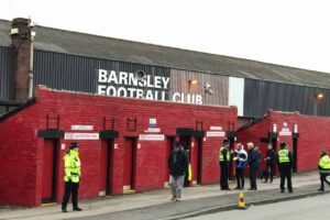 Seeing a Game at Barnsley FC