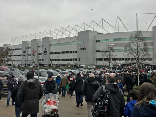 Swansea City FC Liberty Stadium