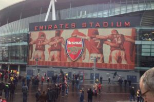 Going to a Game at Arsenal? <BR>Go Check Out Their Old Stadium