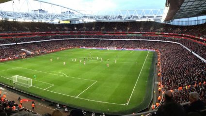 panorama of emirates stadium arsenal tickets