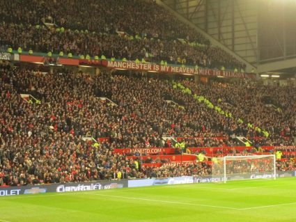 League Cup semifinal Sunderland at Manchester United
