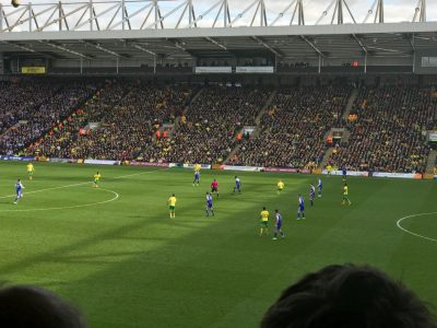 <I>Groundhopper</I> Issue #11: Derbies, Tickets and Norwich City