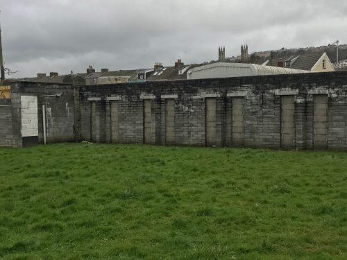 swansea city vetch field old turnstiles