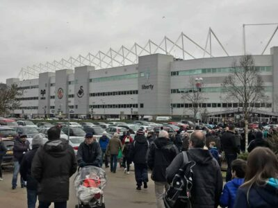 <I>Yankee Groundhopper</I> #9: <BR>Summer Plans, Here and There; Swansea City FC