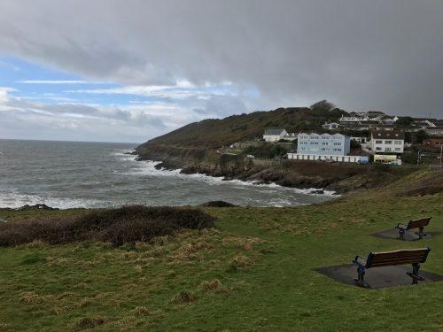 Wales coast path mumbles south wales