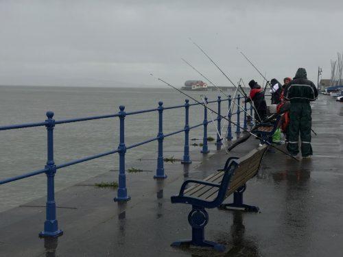 fisherman mumbles south wales