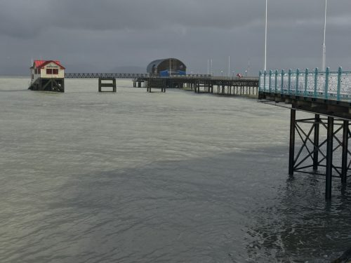 mumbles pier south wales