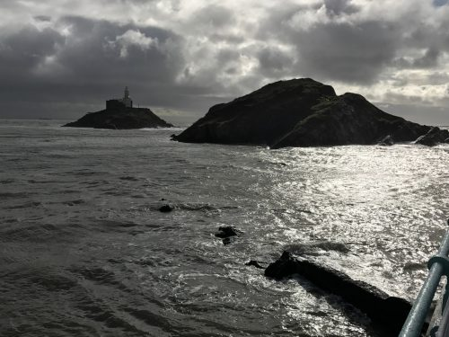 mumbles lighthouse south wales