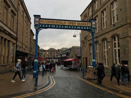 huddersfield open market entrance