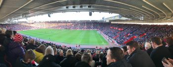 Reader Report: David and Maryann See Manchester United at Southampton
