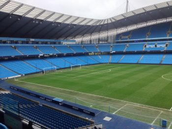 Take a Tour of the Etihad Stadium at Manchester City FC