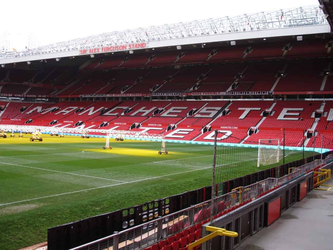 Take A Stadium Tour At Manchester United S Old Trafford