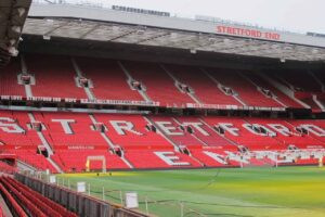 Tour Old Trafford Stadium at Manchester United
