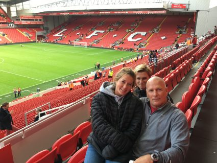 groundhoppers at liverpool's anfield stadium