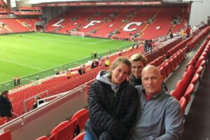 Reader Report: Jamie's Family Samples Liverpool's Hospitality