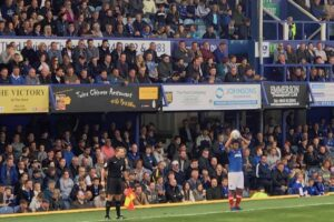 Pompey Plays Up: <BR>Seeing a Game at Portsmouth FC