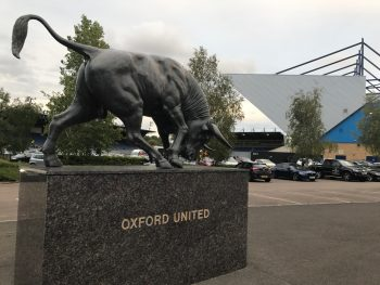 Meet An English Soccer Club: Oxford United