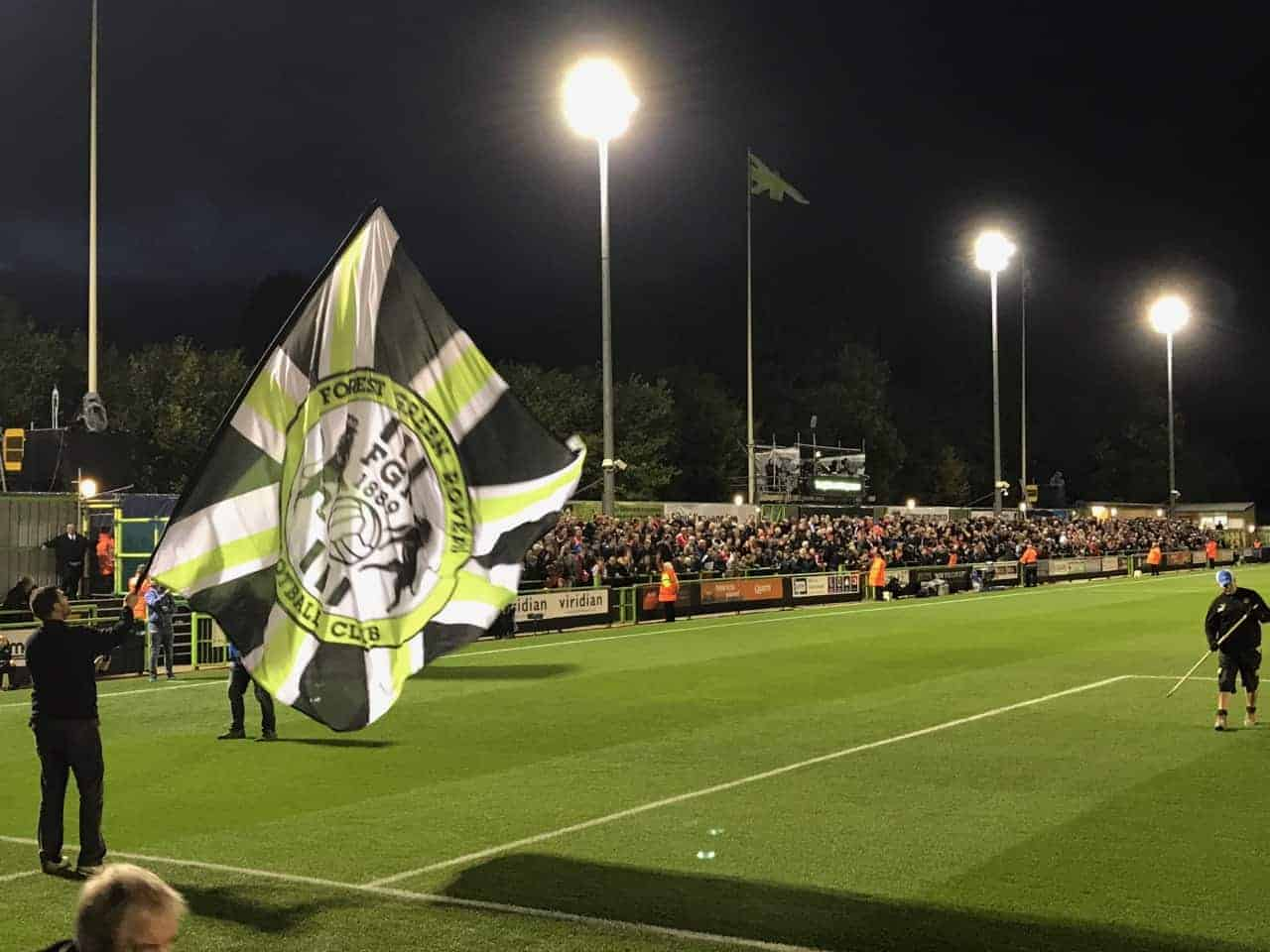 forest green rovers fc league two on espn+