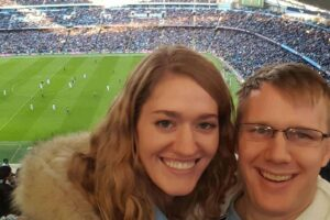 Reader Report: April and Garrett See a Game at Manchester City