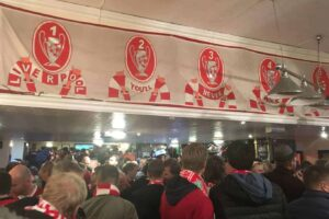 Reader Report: Joe Sees a Game at Liverpool
