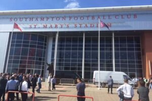 My New Southampton FC Hospitality Package